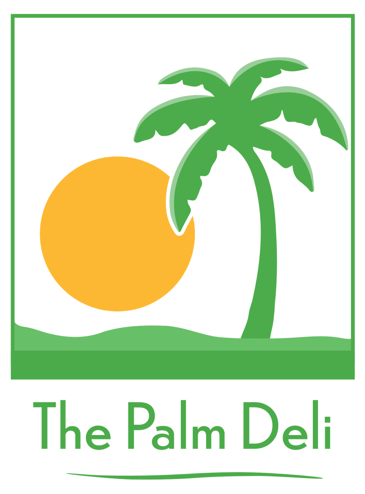 The Palm Deli - Homepage